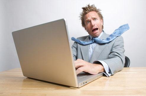 Mitarbeiter ohne E-Mail-Management Seminar