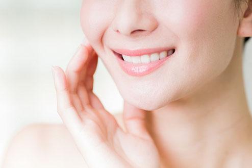 アミノ酸は美肌を作るのに効果的