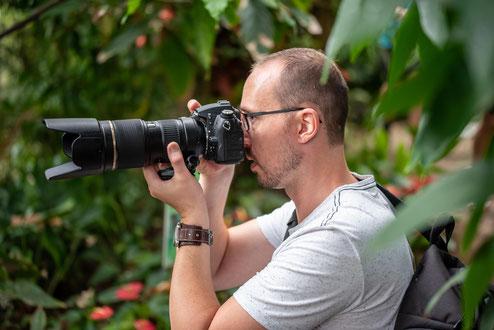Kevin Zeelen, Fotograaf