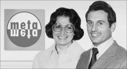 Dr. Rosa Maria und Erich Fackler