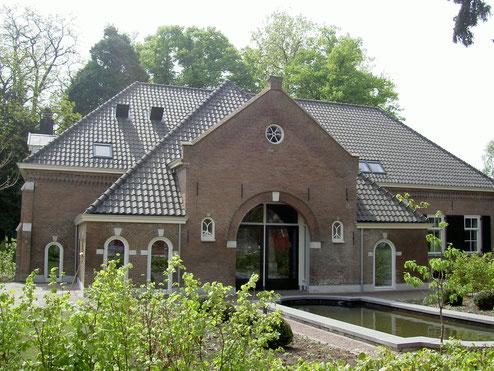 Koetshuis Wientjesvoort Vorden rijksmonument, Architectuurhistorisch verhaal tbv boek Saxa locuuntur