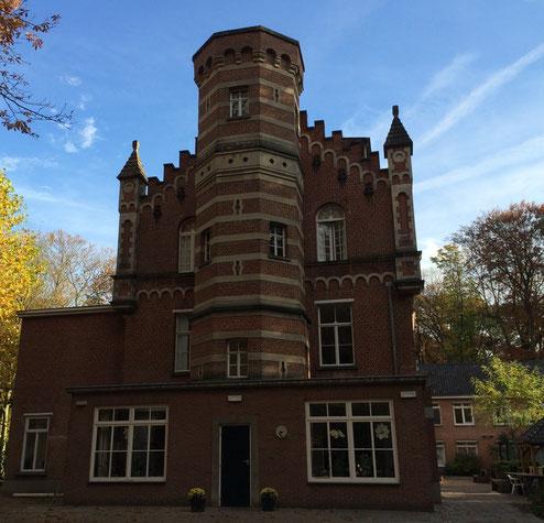 Villa Beduinenhof Putte, bouwhistorisch onderzoek rijksmonument