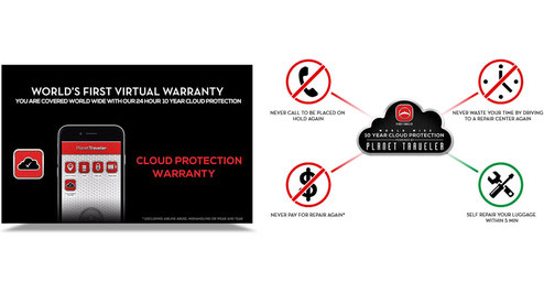 World Wide 10 Year Cloud Protection