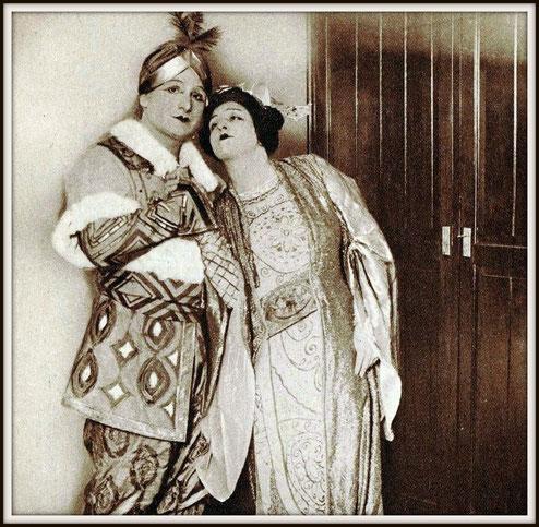 G.Puccini TURANDOT - con Giacomo Lauri volpi (Calaf) - Prima esecuzione per Buenos Aires - Teatro Colon 25.6.1926