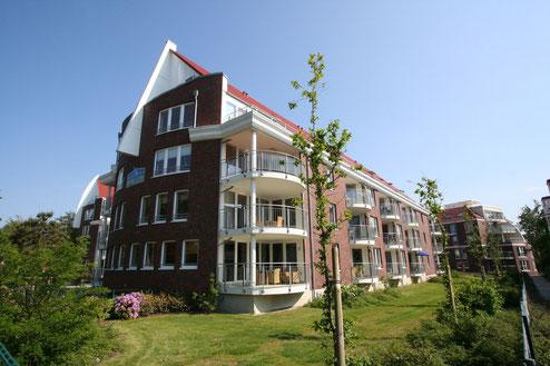 Premium-Ferienwohnungen in unmittelbarer Strandnähe • Residenz Hohe Lith •