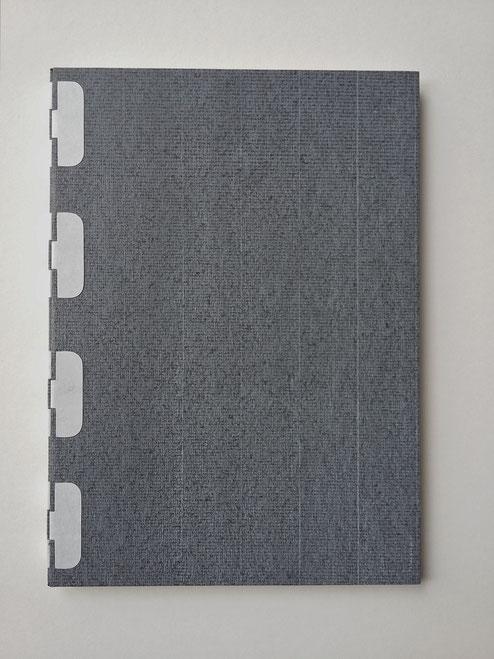 reliure d'art - design du libre , structure du livre, bookform