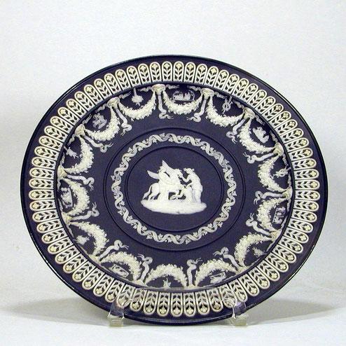 Porzellan Teller um 18. Jahrhundert