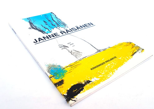 Janne Raisanen Buch Book Catalogue 2016