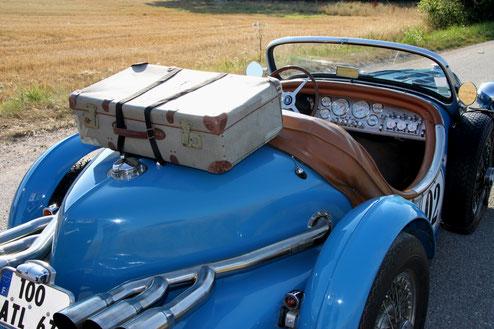 Excalibur 35X valise porte bagage