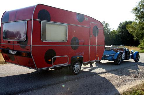 Excalibur 35X caravane coccinelle