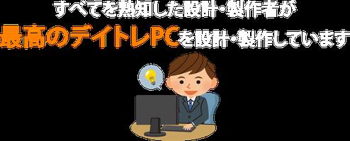最高のFXデイトレPC・株デイトレPCを設計・製作しています