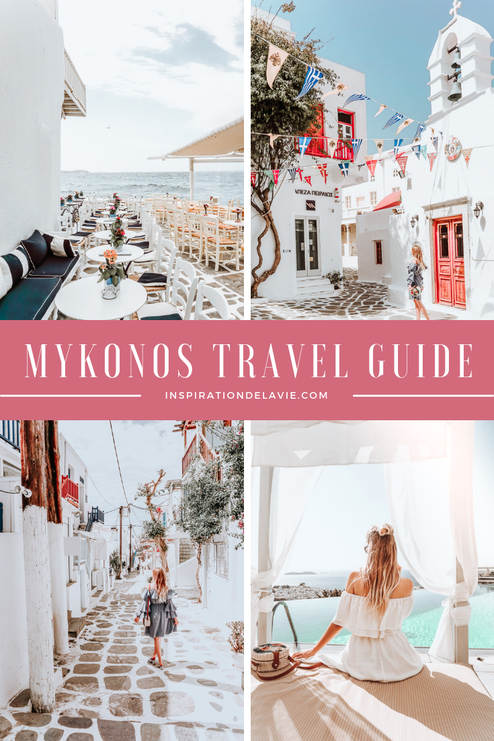 A complete travel guide to Mykonos Island with tips and advice on the best restaurants, bars, hotels, infinity pools and attractions as well as the most instagrammable spots. Find insider tips for Mykonos, tips on the best food, the best beaches on Mykono