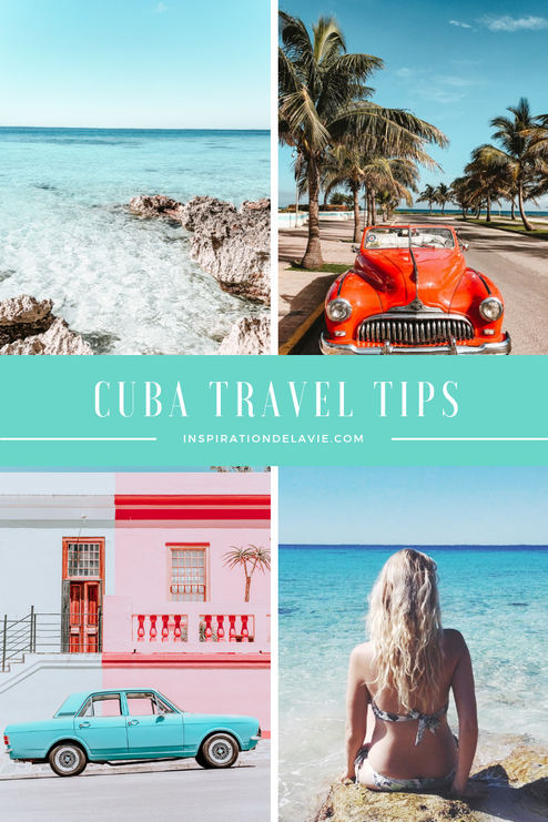 A travel guide to Cuba with tips and advice on how to plan your trip, where to book your casa particulares and how to save money. Find the most instagrammable spots and get insider tips, tips about rental cars and VIAZUL busses, as well as information abo