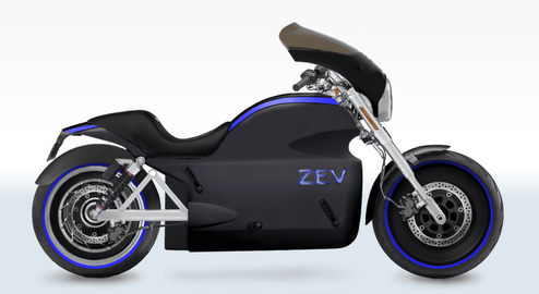 ZEV Electric Motorcycle