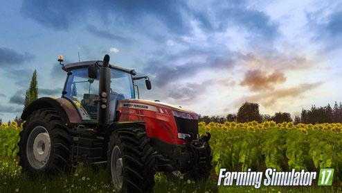 Farming Simulator 17 est disponible ici.