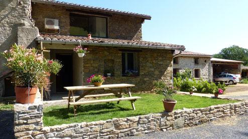 gite gite Pays Cathare Gites de France dans l'Aude à Caunette sur Lauquet