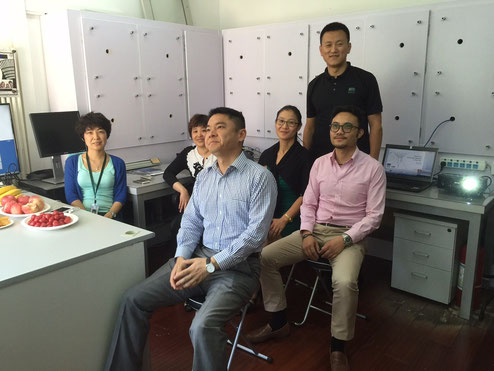 ICD management in the new lab