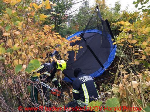 © Freiwillige Feuerwehr Baden-Leesdorf/OV Harald Pristou