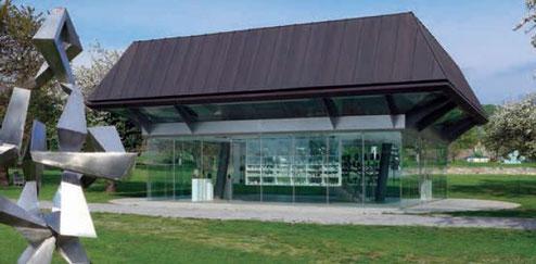 Eiermuseum Wander Bertoni in Winden am See