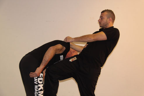 Krav Maga FDKM Instructor Course