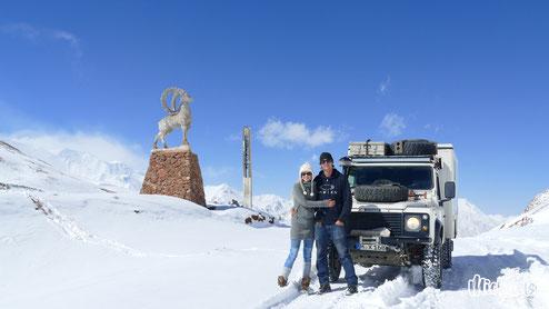 The Michaels, Nomaden, Mit dem Auto nach Tadschikistan, Seidenstrasse, Mit dem Auto durch Tadschikistan, Rundreise Tadschikistan