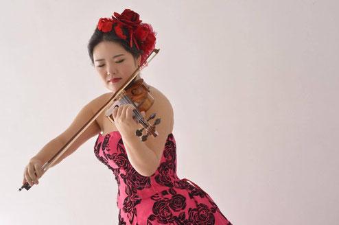 ♪Violinist 樋口 紗衣梨♪サプライズ プレゼントに生演奏でバイオリンを♪