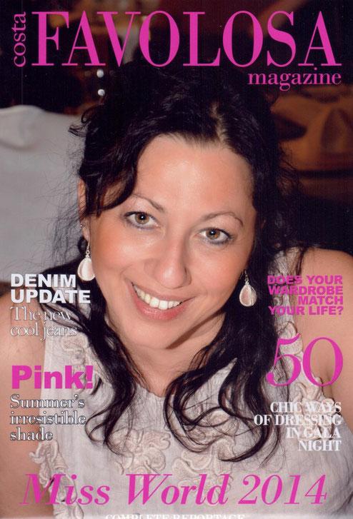 Antonella Dolci: la bellezza e la dolcezza