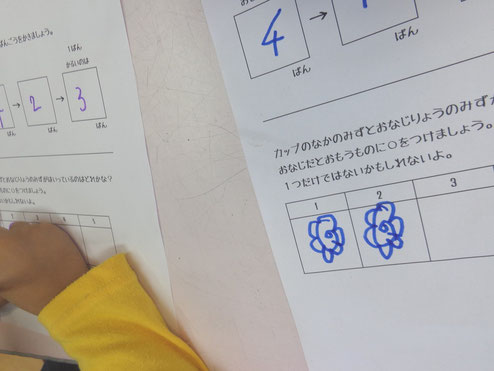 数字や図形に強い子を育てる! 幼児、小学校低学年向けさんすう教室 ぎふ幼児かず・かたち教室