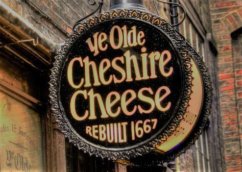 Ye Old Cheshire Cheese / Pub London
