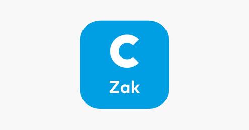 Logo von Zak