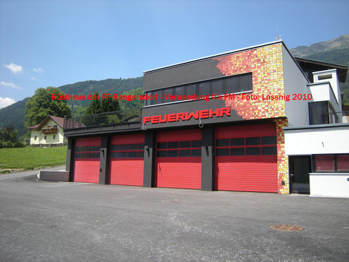 Rüsthaus Feuerwehr Rangersdorf
