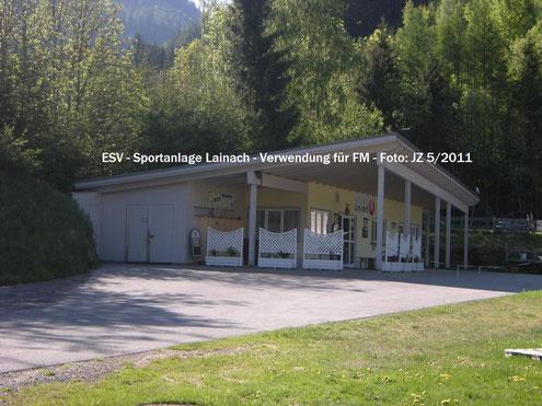 ESV - Sportanlage Lainach