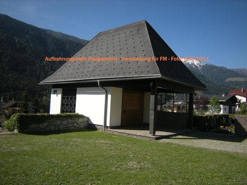Aufbahrungshalle in Rangersdorf