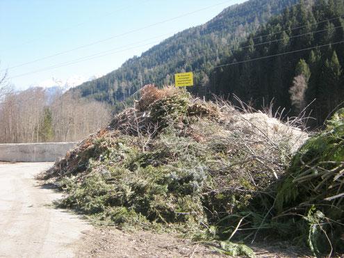 Kompostierung Lamnitz