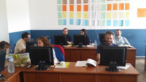 """Alumnos del curso """"Promoción Turística Local e Información al Visitante"""""""