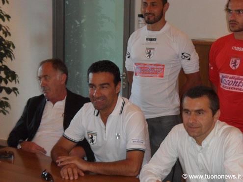 2011-12 L'allenatore Michelangelo Rampulla