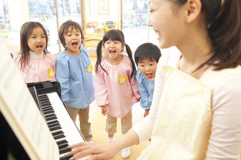 たまプラーザ 武蔵小杉 ピアノ教室 保育士・幼稚園教諭