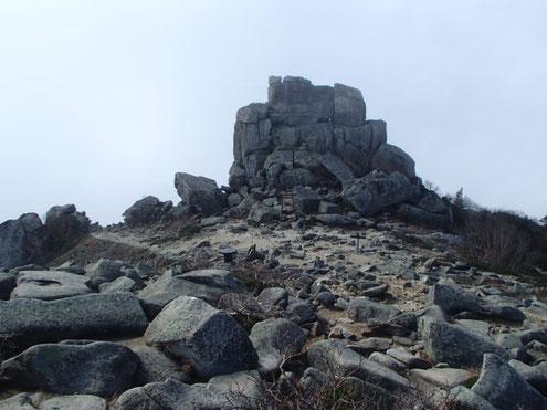 金峰山 登山 ガイド
