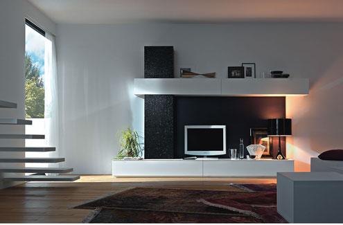 Sistemas modulares de ambientacion de hogar interactivos