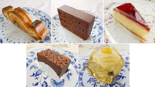 ケーキお試し詰め合わせ 横浜市 南区 ケーキショップ フロランタン