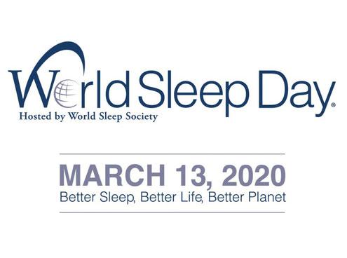 世界睡眠の日 (世界睡眠デー)