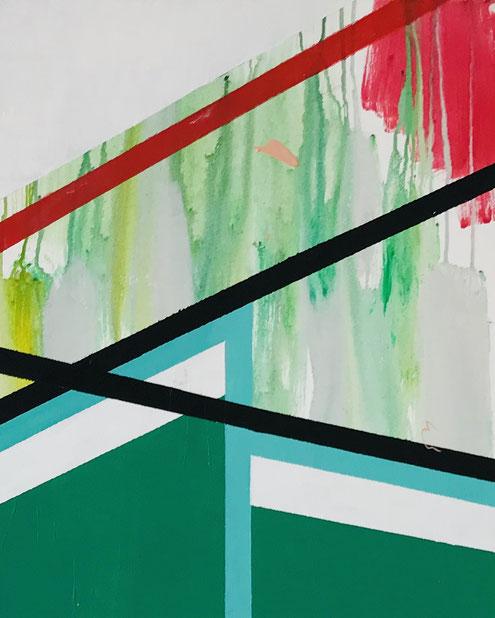 Tribute to Mondrian 2, 2018