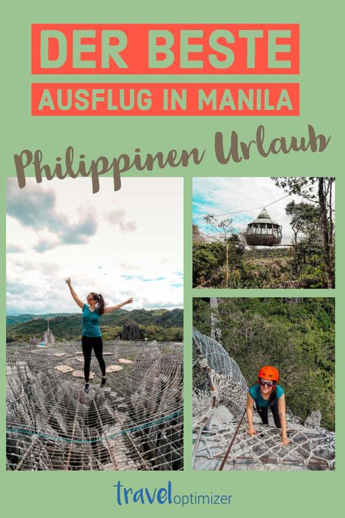 Der beste Ausflug in Manila: Dein Philippinen Urlaub