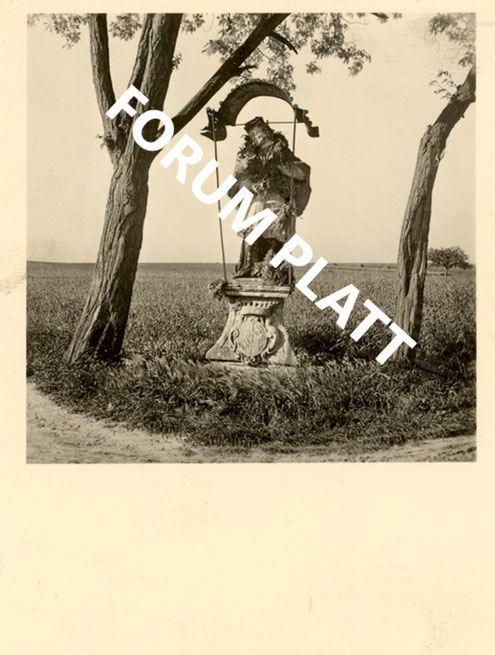Nepomuk - Aufnahmedatum: ca. 1939, Quelle: Landesarchiv NÖ
