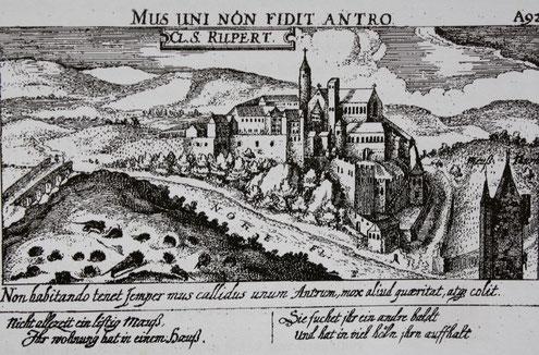 Hildegard's monastery