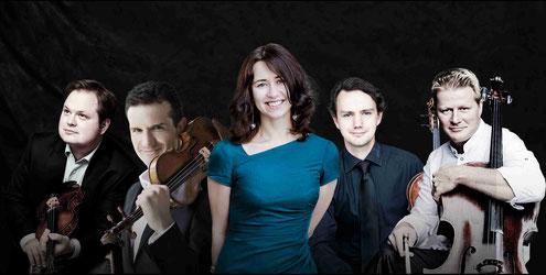 Das Catoire-Ensemble spielt in der Elbphilharmonie