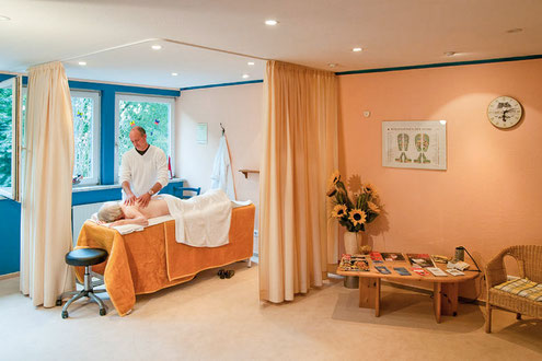 Wellness und Massagen im Hotel Ilmenautal Bad Bevensen