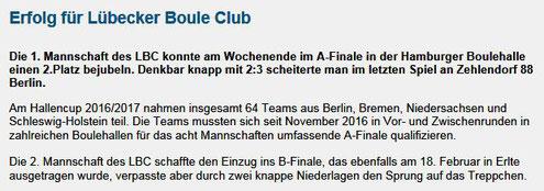 Quelle: HL-live - Die schnelle Zeitung für Lübeck vom 22. Februar 2017