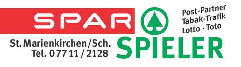 SPAR-Einkaufsmarkt Spieler, St. Marienkirchen