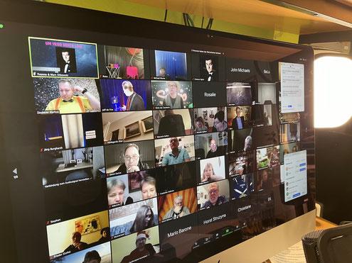 Zoom Online Social Event Idee